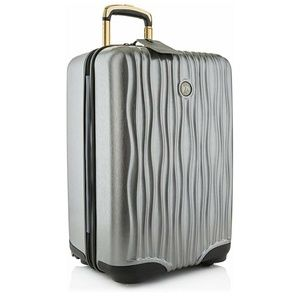 Joy Mangano Hardside Medium Carry-On Luggage, Plat